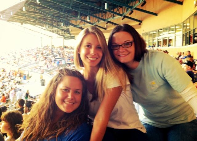 August - Roommates at Durham Bulls